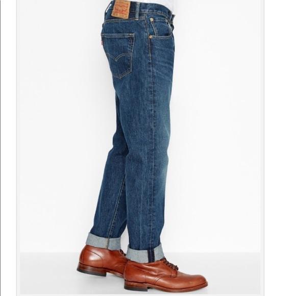 e8251a0e Levi's Jeans | Rare Levis 501 Ct Mens Denim | Poshmark
